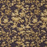 Fontainebleau Fabric Arbre Reina Lin FONT81752122 or FONT 8175 21 22 By Casadeco